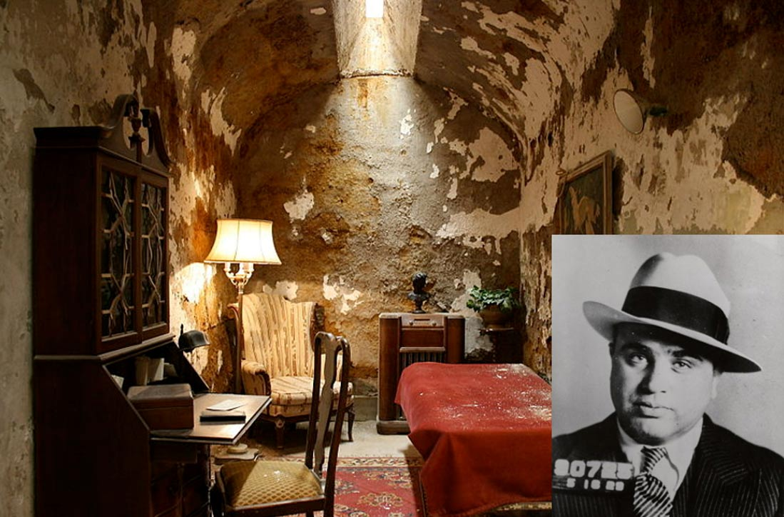 The Final Insanity of Al Capone  Was Notorious Gangster Haunted by a ... d7ce2f6affb4