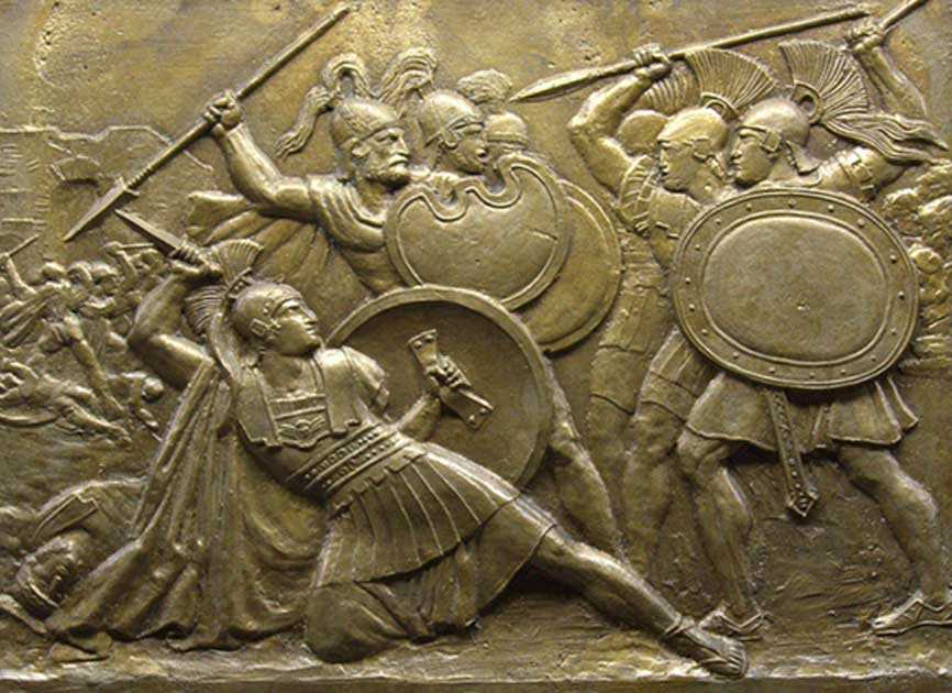 The Time When Alexander the Great was 'Defeated'