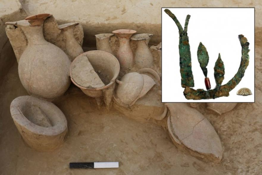 4,000-Year-Old Copper Crown Found in India