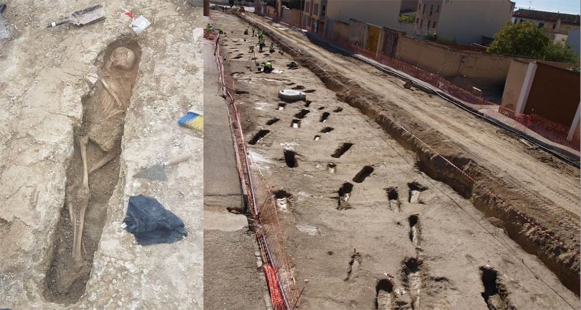 400+ Ancient Muslim Graves Unearthed in Spain