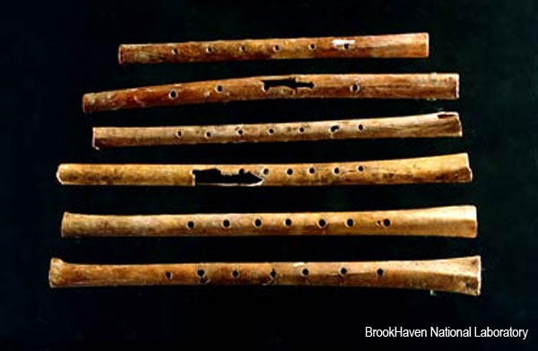 Ancient Flutes in China