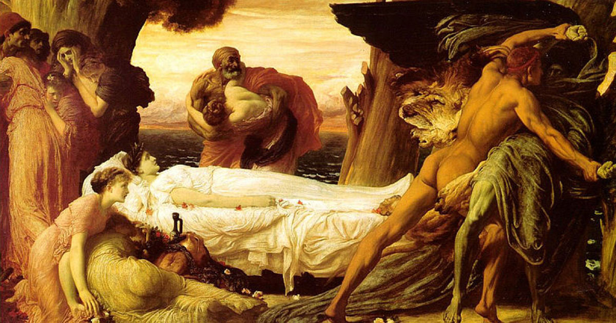 Bizarre, Brutal, And Macabre Ancient Death Rituals