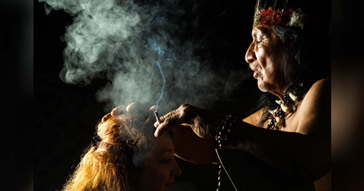Psychoactive substances used by shaman have been found in Bolivia  Source: Ammit / Adobe Stock
