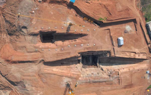 2,100-Year-Old Royal Tomb Discovered in China