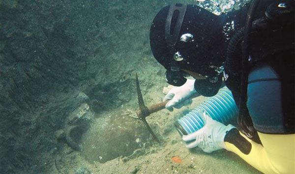 4,000-year-old sunken ship found in Turkey