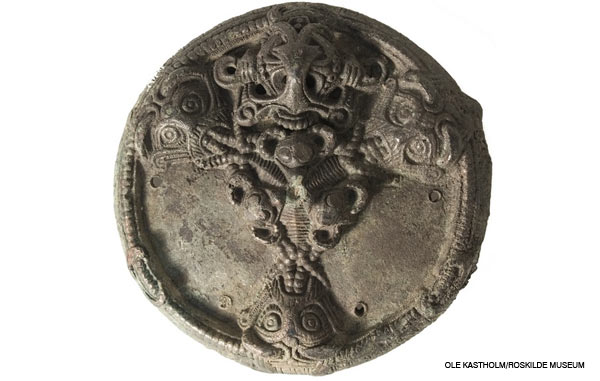 Ancient Viking Riches in Denmark