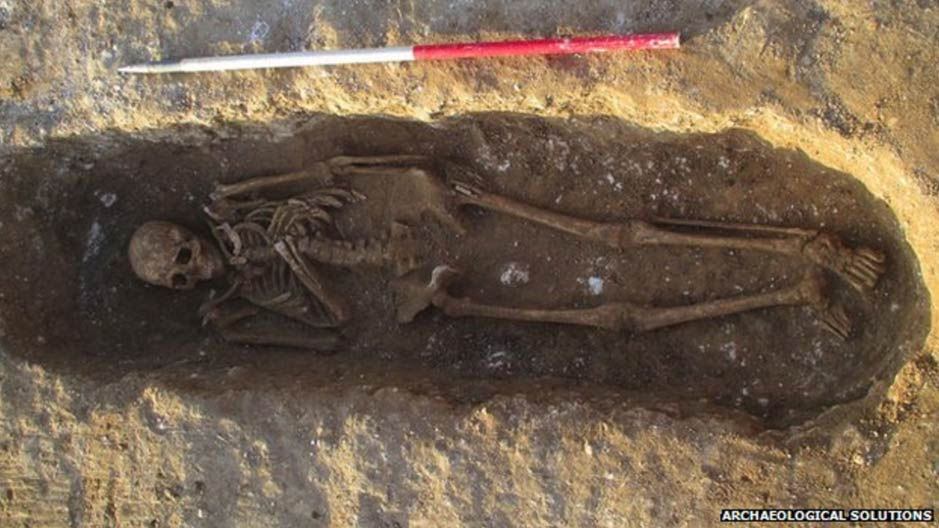 High status Anglo-Saxon burials in Suffolk