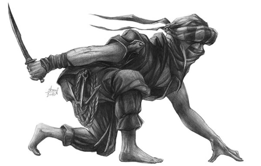 Deadly Strategies and Ruthless Tactics of the Ancient Assassins