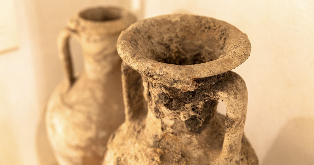 An Ancient Baby Skeleton Was Found Buried In A Jar, But Why?