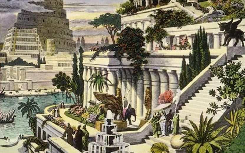 The Magnificent Constructions of King Nebuchadnezzar II ... Mayan Civilization Artifacts