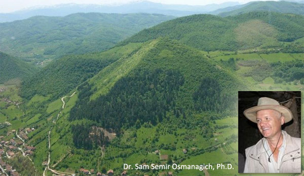 carbon dating bosnian pyramid