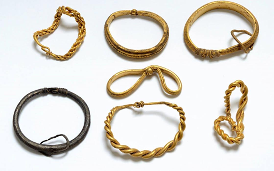 Amateurs Find Largest Ever Viking Gold Hoard in Denmark