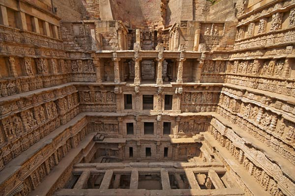 The Stepwell Of Rani Ki Vav