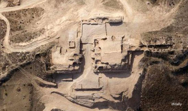 4,000-Year-Old Fortifications of Stone Age city - Shina