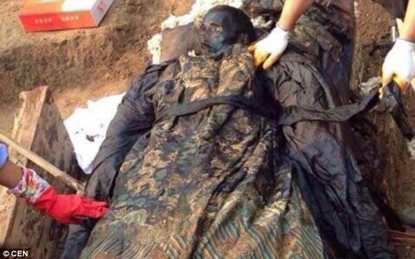 Chinese Mummy