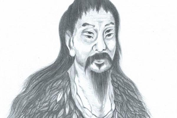 Historian Cang Jie