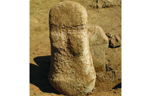Cyprus human figurine