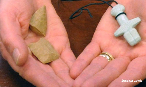 Stone Age Artefacts in Cyprus