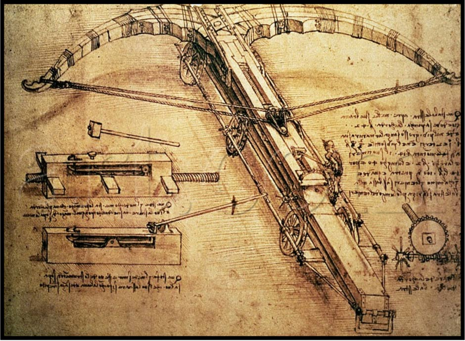 Five da Vinci inventions that could have revolutionized the ...