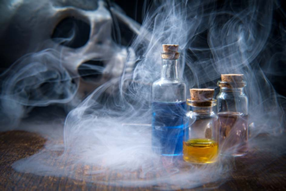 Several of the ancient pigments were deadly. Photo source: Ezume Images / Adobe Stock.
