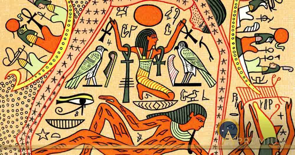 The Demonic Calendar Of Ancient Egypt