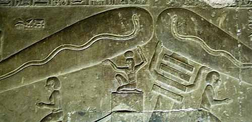 The Dendera light