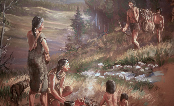 theories of the origins of the clovis people Few archaeological theories have generated as much controversy as the solutrean theory  the people who made the clovis  the origins of an entire people.