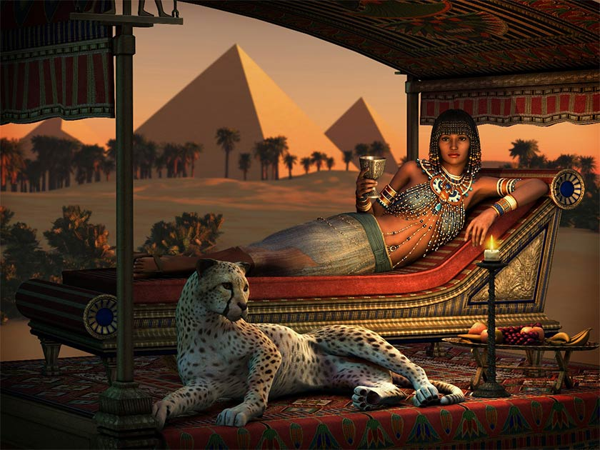 Killer Queens: 5 of Ancient History's Most Outstanding Female Rulers