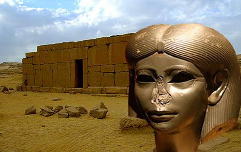Sobekneferu's Legacy The Sacred Places of Egypt's First Female Pharaoh
