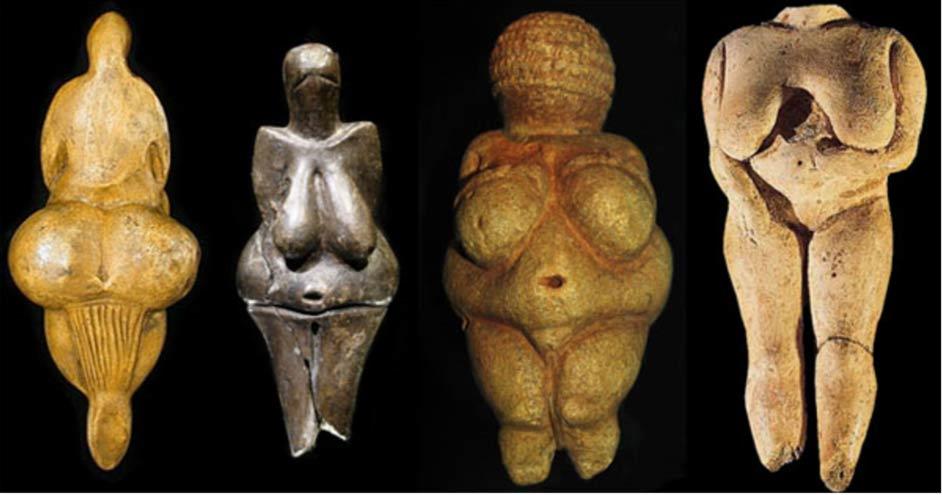 Найденная во Франции 23-летняя статуэтка дополняет таинственную коллекцию «фигурок Венеры»