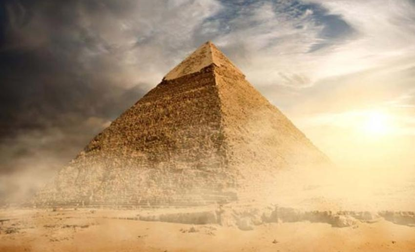 Has the Function of the Great Pyramid of Giza Finally Come