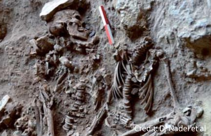 14,000 Year-Old Burial Rituals
