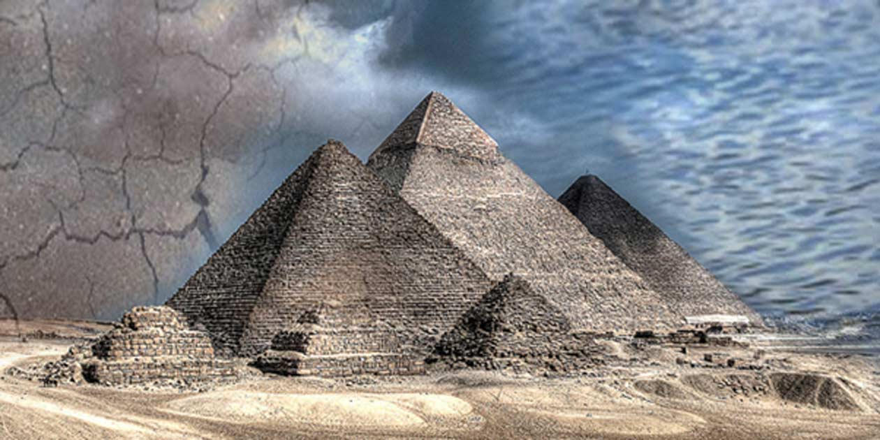 The great pyramid of giza a modern view on ancient knowledge earth the great pyramid of giza a modern view on ancient knowledge earth and water gumiabroncs Images