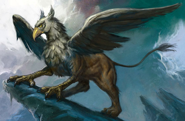 The ancient origins of the legendary griffin ancient origins for The griffin