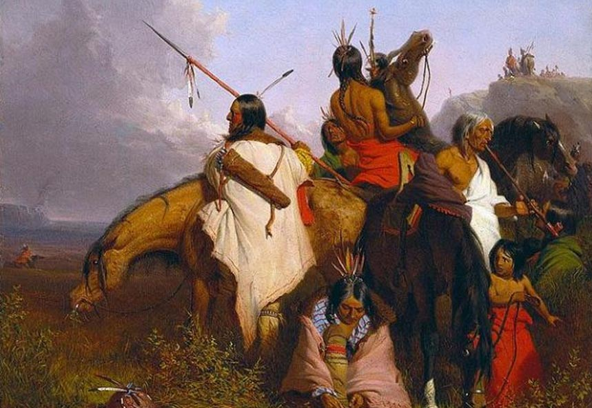 Ancient Sioux Tribes, A Ghost Dance, and a Savior That Never