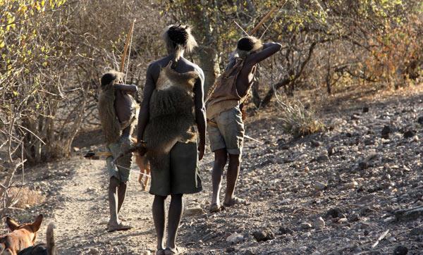 Hhunter gatherers