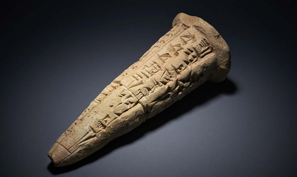 It has been announced that a collection of 5000-year-old priceless artifacts that were looted in the wake of the fall of Saddam Hussein in 2003 have been identified in London. Local police seized the objects from an illegal dealer in antiquities.
