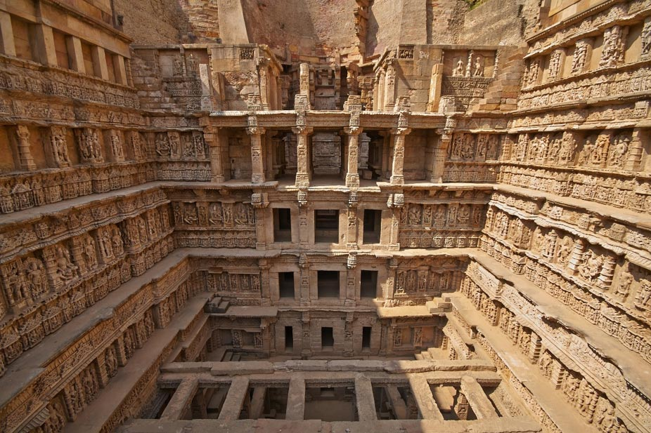 The Forgotten Stepwells Thousands Of Masterpieces In