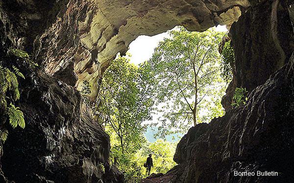 Indonesia Cave