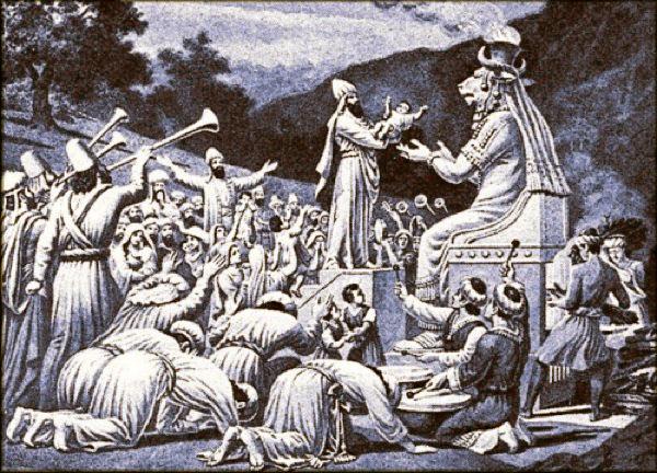 Carthaginian infanticide