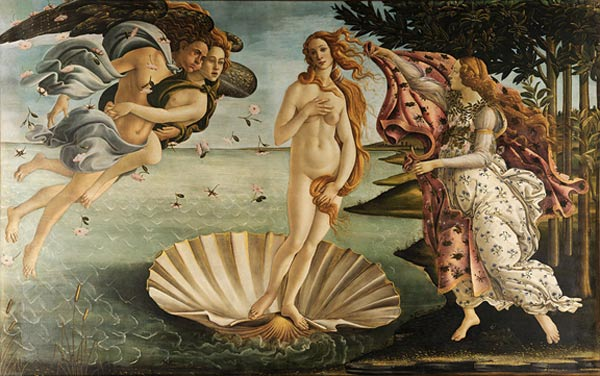 Origins of Aphrodite
