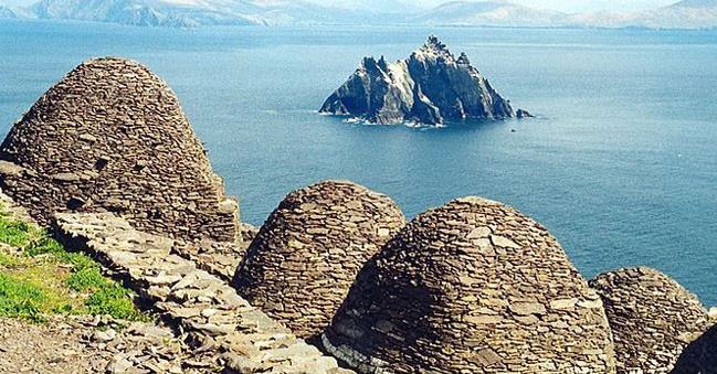 Ancient Volcanic Data - Ireland