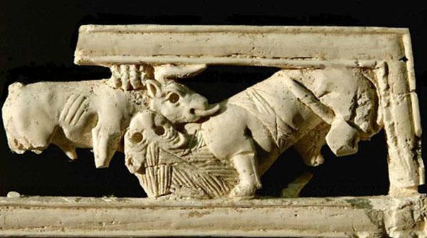 The Ivory Palace of King Ahab