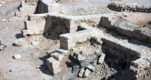 Jericho ruins