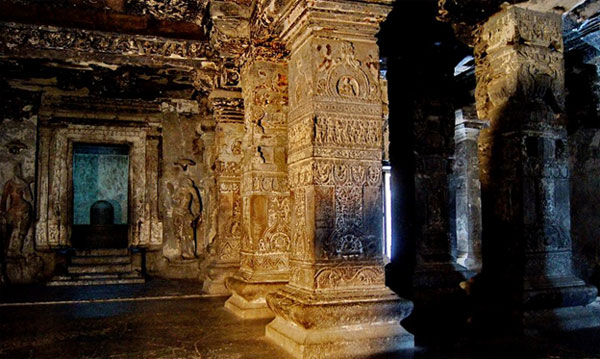 The Kailash Temple - Ellora