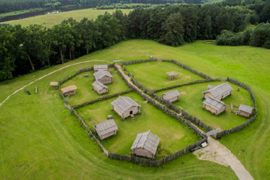 Kernavė Archaeological Site