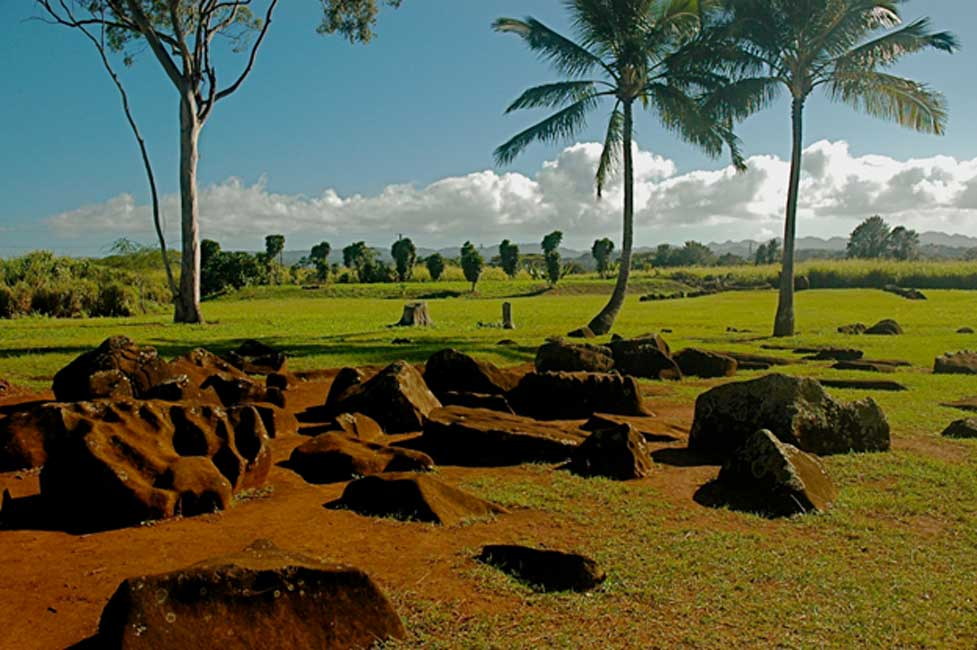 Where Royals Were Born: The 1,000-Year-Old Kukaniloko Birthing Site of Hawaii