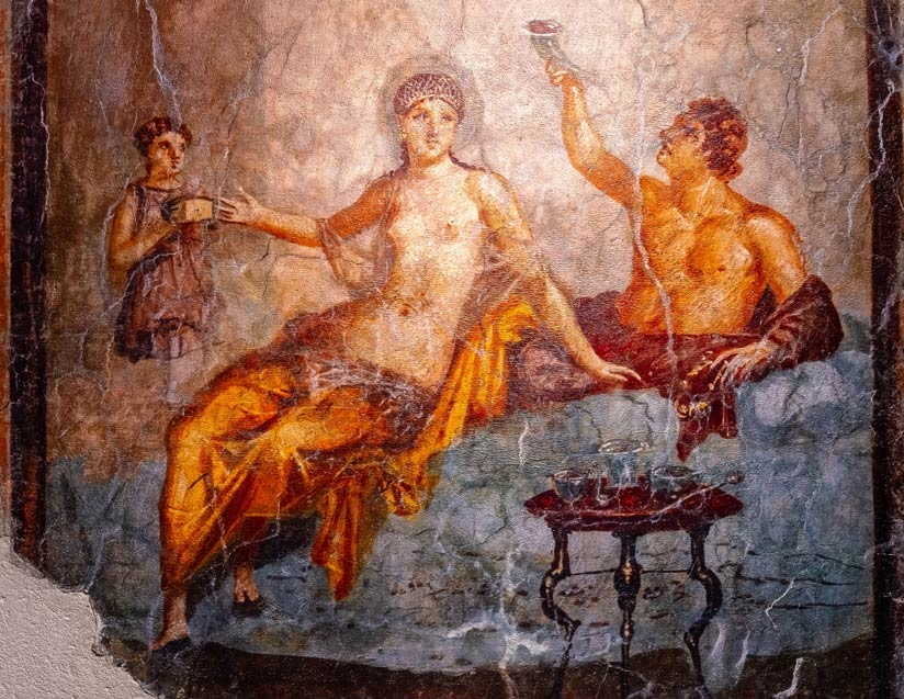 What was daily life like in ancient Rome?