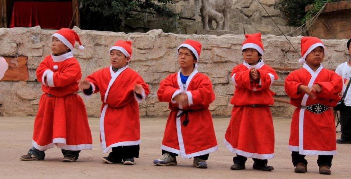 China's History With Little People Now Dates to 5000 Years
