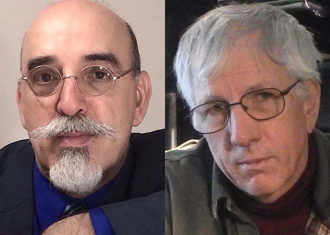Manuel Rosa and Bob Lamming